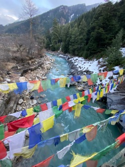 Harsil Prayer Flags