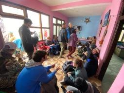 Inside Suman's New House